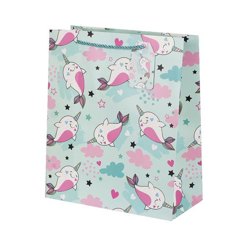Пакет подарочный Dolphi 26*32*12.5 4