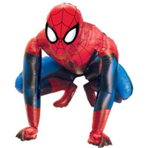 А Ходячая Фигура, Человек-паук, (37''/94 см), 1 шт.