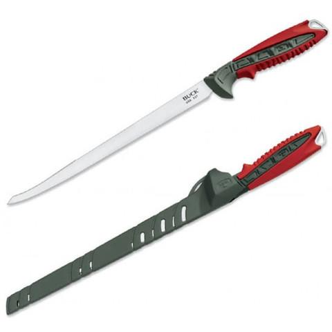 Филейный нож BUCK модель 0027RDS Clearwater Fillet