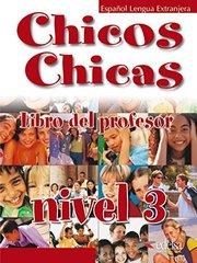 Chicos Chicas 3 - Profesor