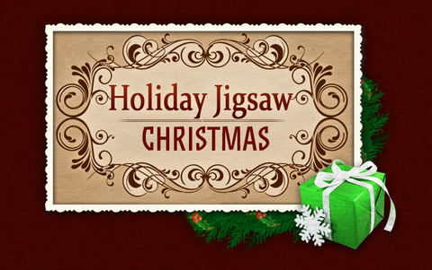 Holiday Jigsaw Christmas (для ПК, цифровой ключ)