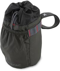 Велосумка-кормушка на руль Acepac Fat bottle bag Grey