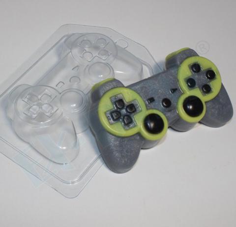 Пластиковая форма  для шоколада дет. ГЕЙМПАД (компьютерный джойстик) 70х115мм