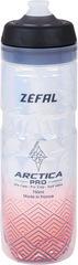 Фляга Zefal Arctica Pro 75 Прозрачный/Красный