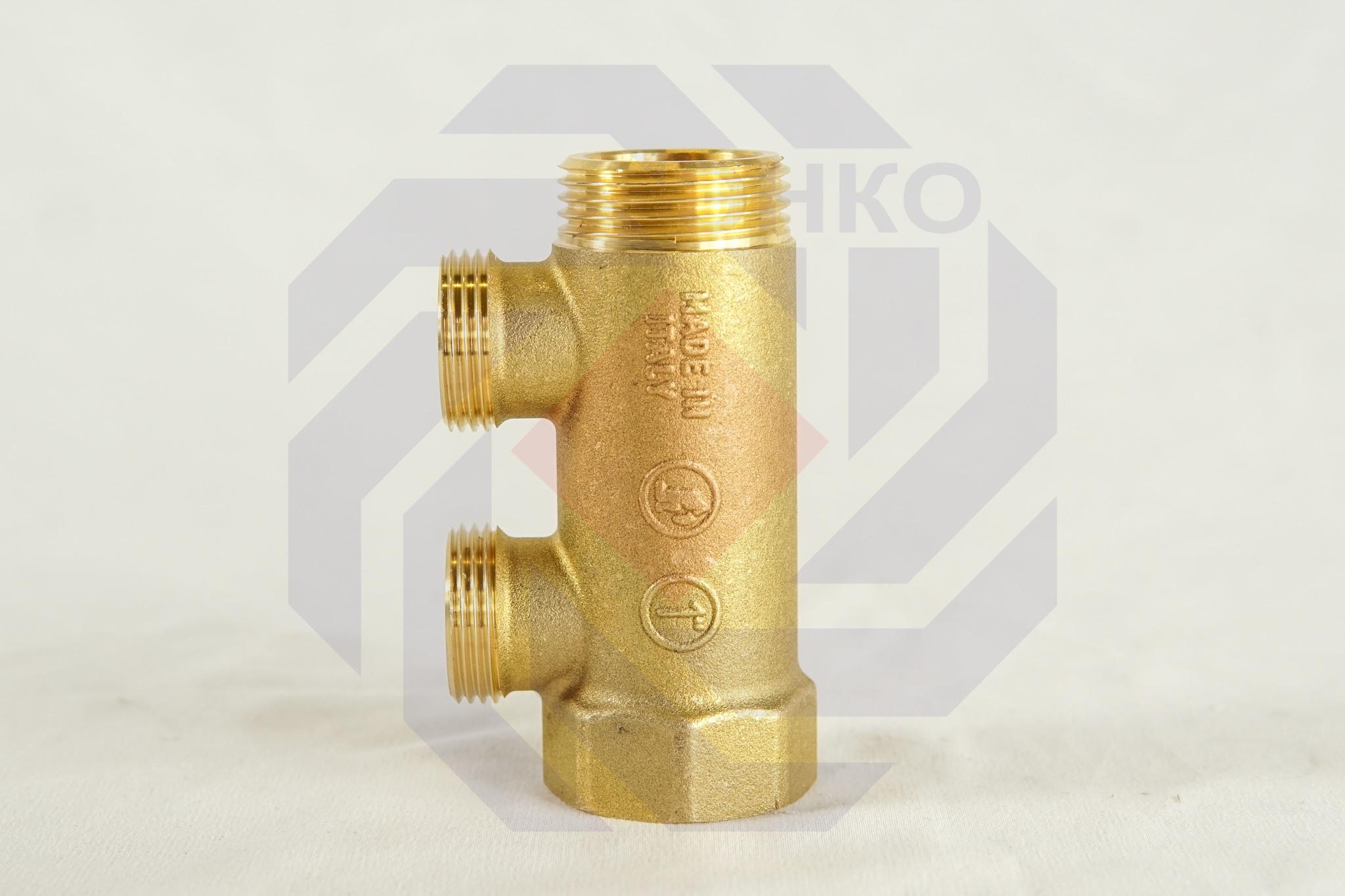 Коллектор сантехнический GIACOMINI R580С 2 отвода
