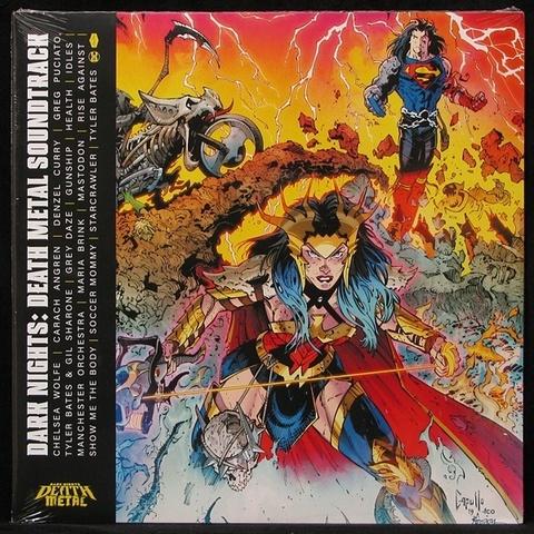 Виниловая пластинка Dark Nights: Death Metal Soundtrack (2LP)