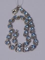 Брия  (серебряный браслет)