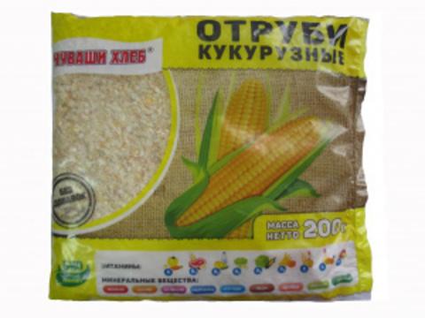 Отруби кукурузные 200г Чуваши-Хлеб
