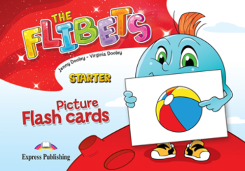 Flibets Starter. Flashcards. Наглядный материал.