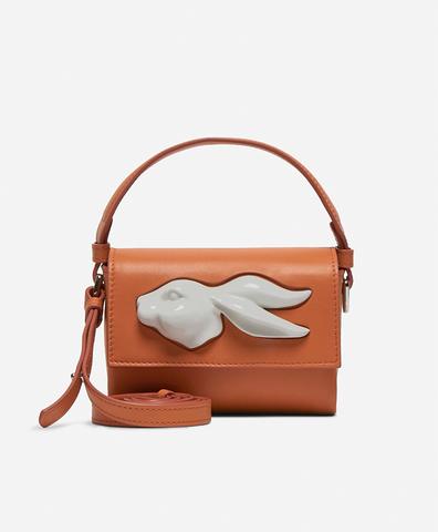 Сумка Flap Mini Rabbit Head Bag Yam
