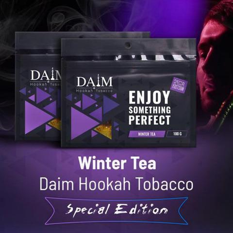 Табак Daim Winter Tea 100 г