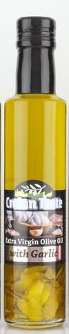Оливковое масло Cretan Taste с чесноком 250 мл