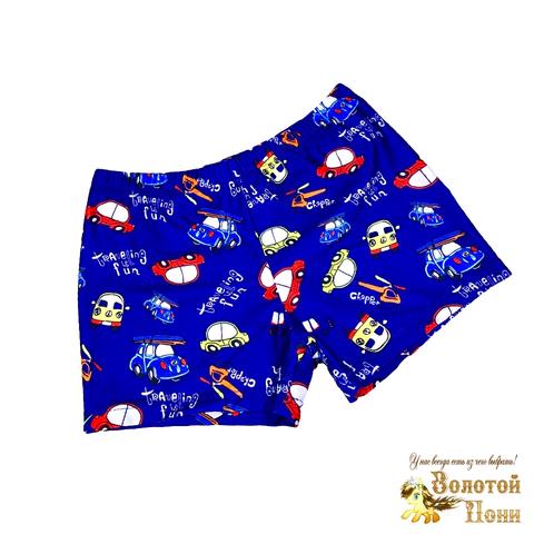Плавки купальные мальчику (3-10) 200617-KR4465