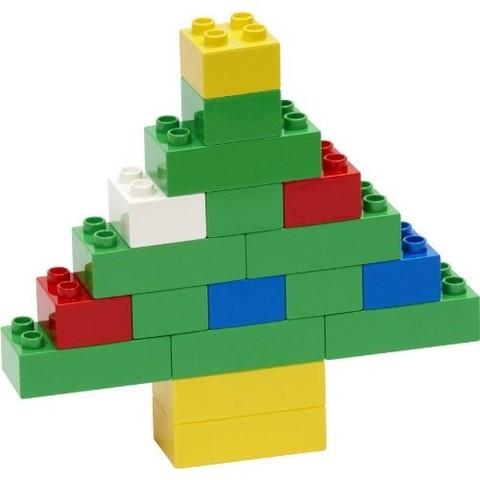 LEGO Duplo: Основные элементы 6176 — LEGO® DUPLO® Basic Bricks Deluxe — Лего Дупло