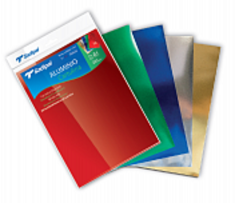 Набор пленки прозрачной Sadipal из целлюлозы 30г/м.кв 50*65см - цвета 5 прозрачный / 3xжелтый, красный, голубой, зеленый 2xоранжевый, розовый, мальва, бледно-голубой