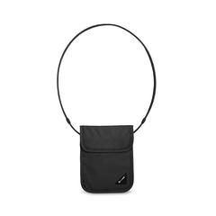 Потайной кошелек на шею Pacsafe Coversafe X75 Черный