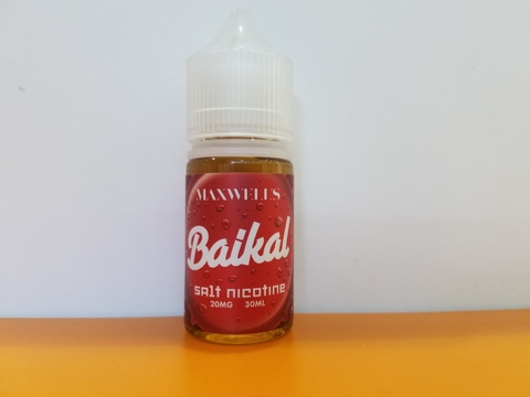 Baikal by MAXWELLS SALT 30ml