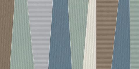 Декор AZORI Azolla Geometria  405x201