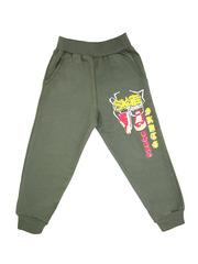1407-3 брюки детские, хаки