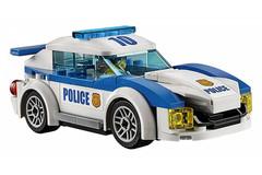 Сити 10660 Полицейский участок  936 дет. Конструктор