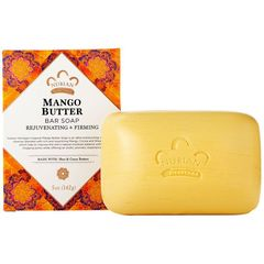 Sabun \ Мыло \ Soap Nubian Heritage, Mango Butter Bar Soap, 5 oz (142 g)