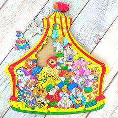 Детский пазл Шапито ToySib 01094