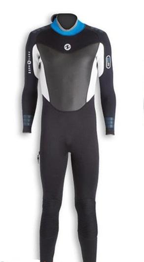 Гидрокостюм Aqualung БАЛИ 2013, моно, 3мм,мужской, размер XS