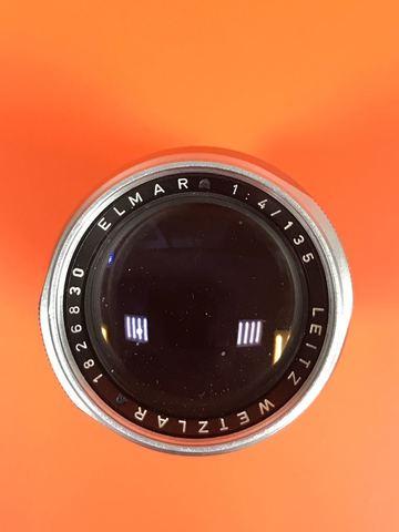 Leitz Weitzlar Tele-Elmar 135 mm f/ 4 Silver Комиссия
