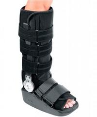 Шарнирный иммобилизирующий ортез на голеностопный сустав Malleo Immobil ROM Walker, высокий 50S15