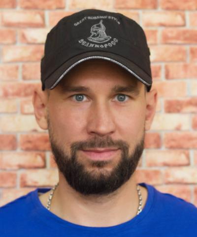 Кепка Донская чёрная матовая «Ночной дозор»