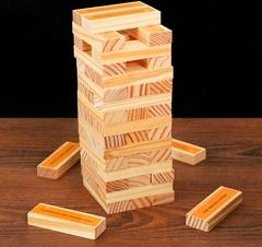 Настольная игра «Пьяная башня. Запой», 54 бруска, фото 2