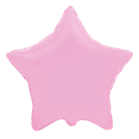 Звезда Розовый, 45 см