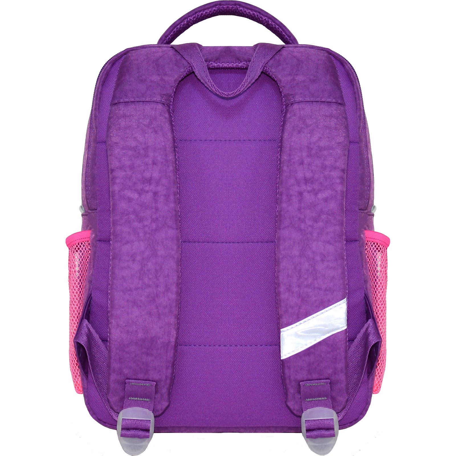 Рюкзак школьный Bagland Школьник 8 л. 339 фiолетовий 428 (00112702)