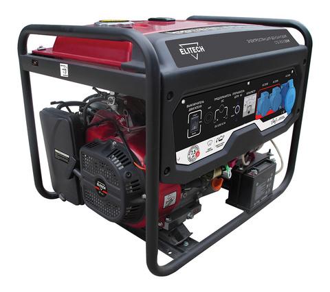 Генератор бензиновый ELITECH СГБ 9500ЕАМ