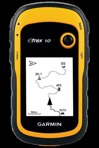 Навигатор Garmin eTrex 10 (010-00970-01)