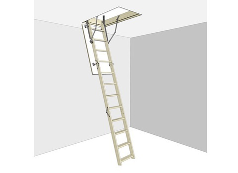 Чердачная лестница Döcke Standart 70