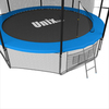 Батут Unix 12 ft inside (Blue) с крышей