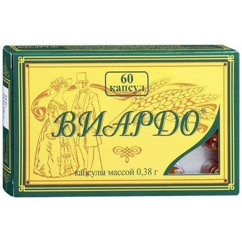 Viardo N60 capsules