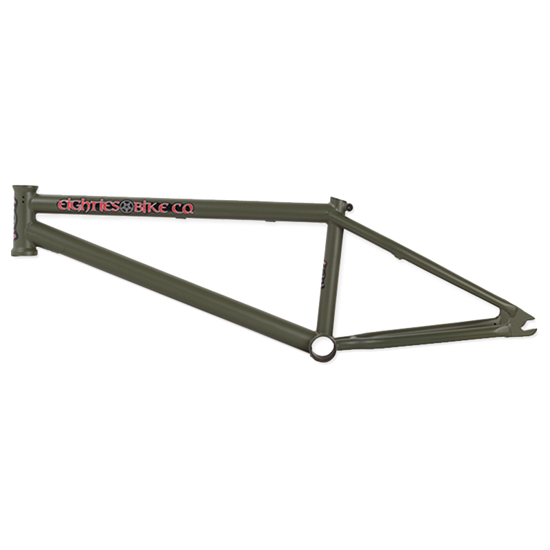 BMX Рама EIGHTIES Roadie (Army Green)