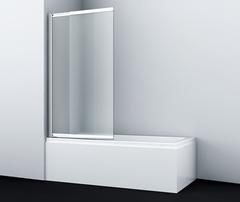Шторка для ванны WasserKRAFT Main 41S02-100L Matt glass 100 см