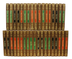Золотая библиотека приключений  (в 36-ти томах)