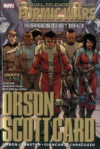 Ender's Game - Formic Wars: Silent Strike Hardcover