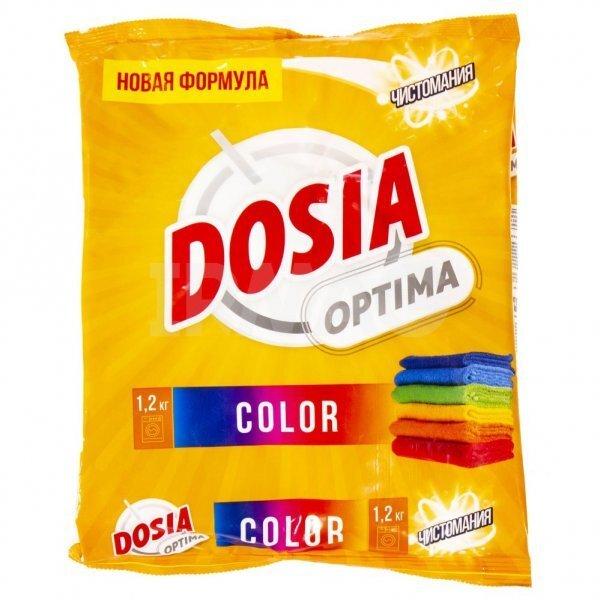 Стиральный порошок DOSIA color 1.2 кг