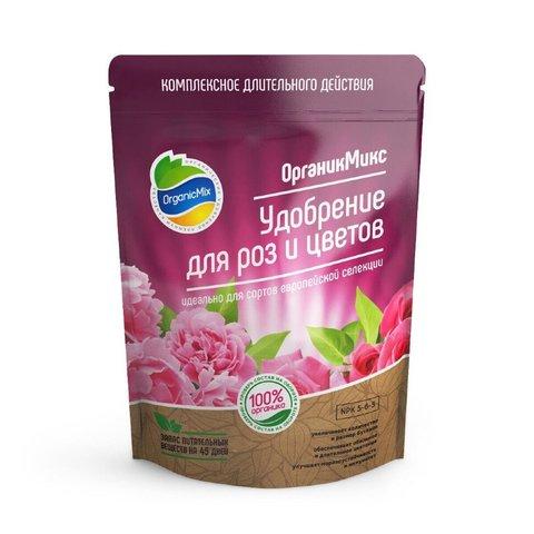 Органик Микс для роз и цветов 200 г