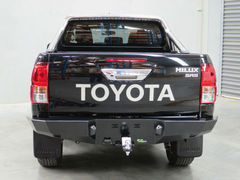 Задний силовой бампер для Toyota Hailux Revo 2015+