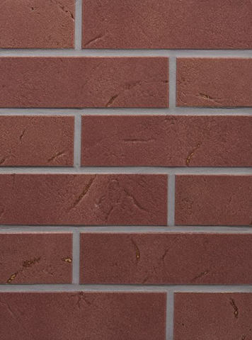 ABC - Antik, Weinrot, 240х71х8, NF - Клинкерная плитка для фасада и внутренней отделки