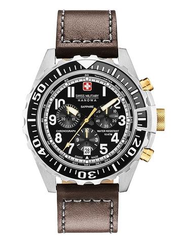 Часы мужские Swiss Military Hanowa 06-4304.04.007.05 Touchdown Chrono