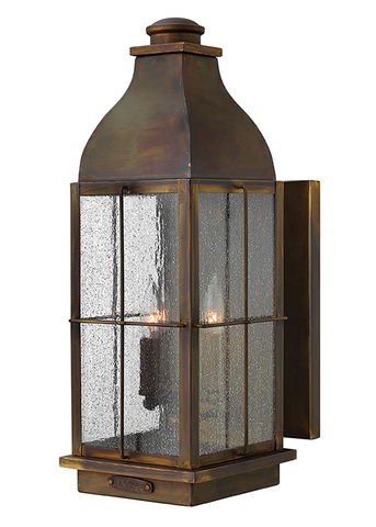 Настенный фонарь Hinkely Lighting, Арт. HK/BINGHAM/M