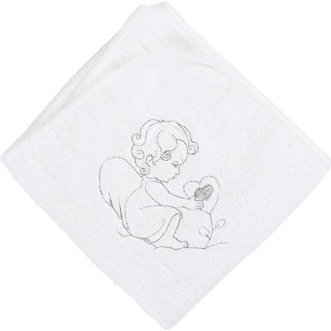 Крыжма полотенце для крещения махровая Маленький ангел