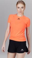 Элитная женская футболка Nordski Pro Coral W